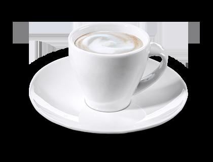 Espresso macchiato  Espresso mit einem Schuss Milch