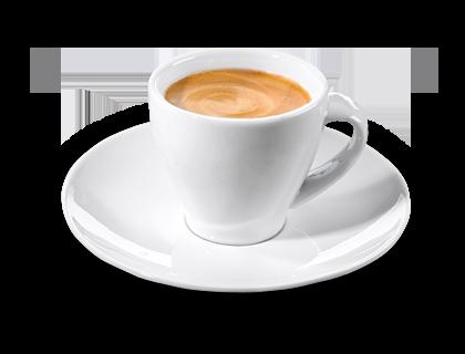 Espresso  Klein, schwarz & kräftig