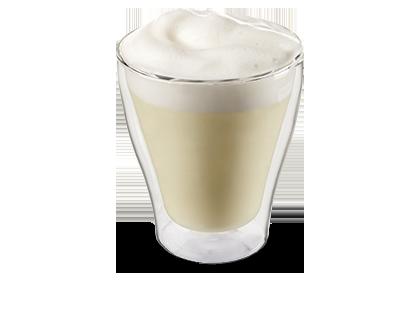 Vanillemilch  heiße Milch mit leckerem Vanillegeschmack