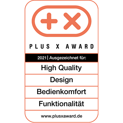 Plus X Award 2021